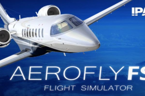 Aerofly FS2, supported by GS-Cobra motion simulator