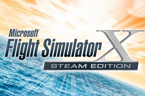 Flight Simulator X, supported by GS-Cobra motion simulator