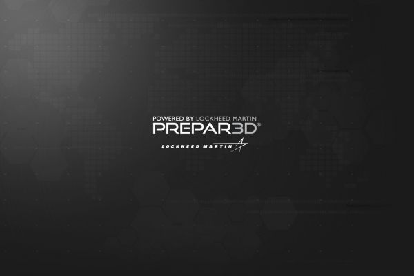 Prepar3D, supported by GS-Cobra motion simulator