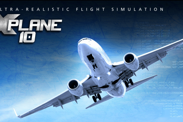 XPlane 10, supported by GS-Cobra motion simulator