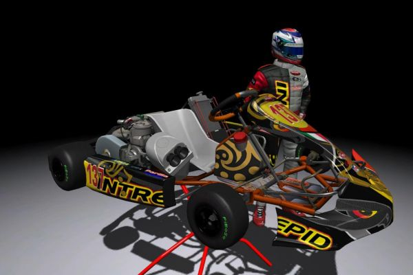 Kart+Racing+Pro,+supported+by+GS-Cobra+motion+simulator