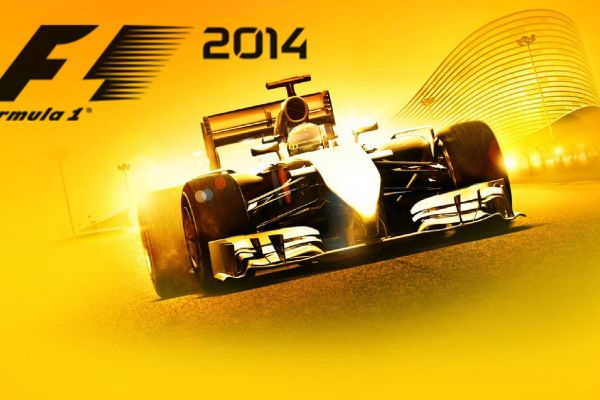 F1+2014,+supported+by+GS-Cobra+motion+simulator