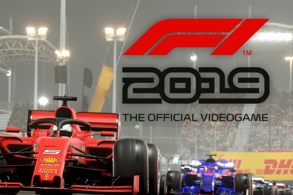 F1 2019, supported by GS-Cobra GSeat Motion Simulator