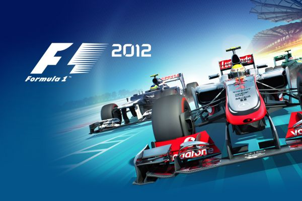 F1 2012, supported by GS-Cobra motion simulator