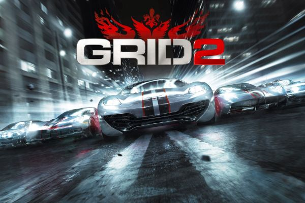 Grid 2, supported by GS-Cobra motion simulator