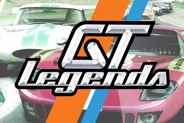 GT Legends, supported by GS-Cobra motion simulator