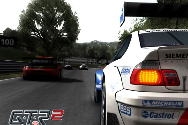 GTR 2, supported by GS-Cobra motion simulator