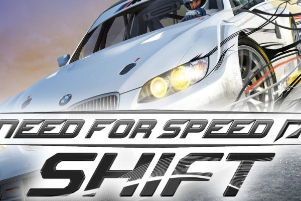 Need for Speed Shift, supported by GS-Cobra motion simulator