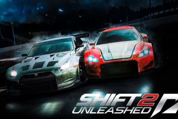 Shift 2 Unleashed, supported by GS-Cobra motion simulator