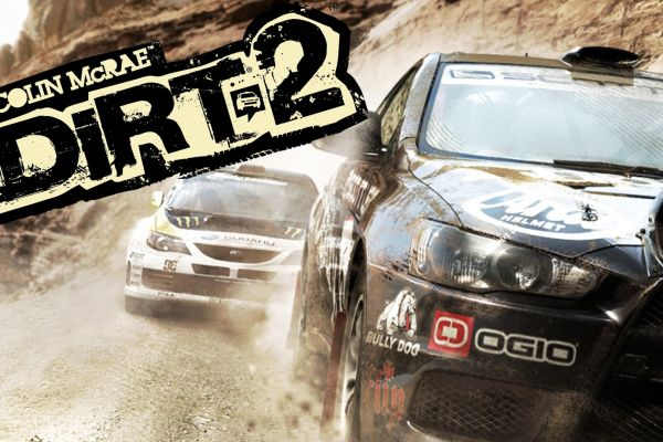 Dirt 2, supported by GS-Cobra motion simulator